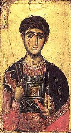 Great-Martyr Demetrios of Thessaloniki