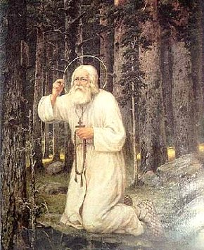 Venerable Father Seraphim of Sarov