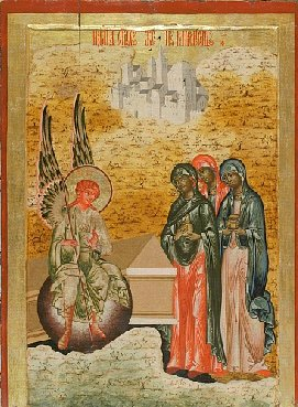 Myrrh-Bearing Women