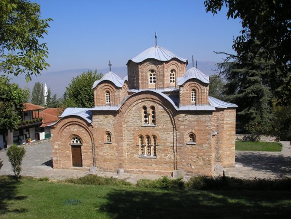 Church of St. Panteleimon, Macedonia